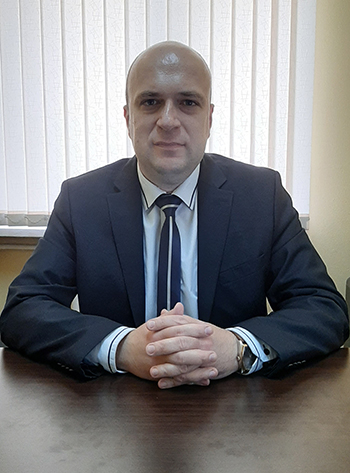 Deyan Nikolov - a Bulgarian attorney at law